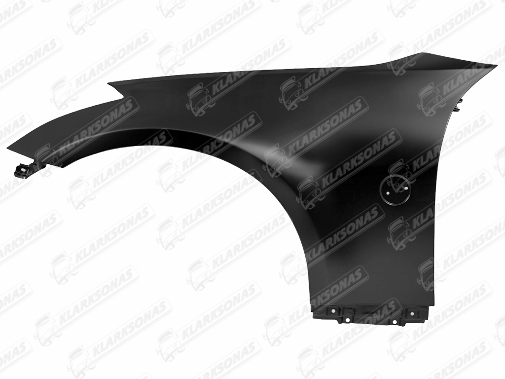 Fender For 2003-2009 Nissan 350Z Front Passenger Side Primed Steel